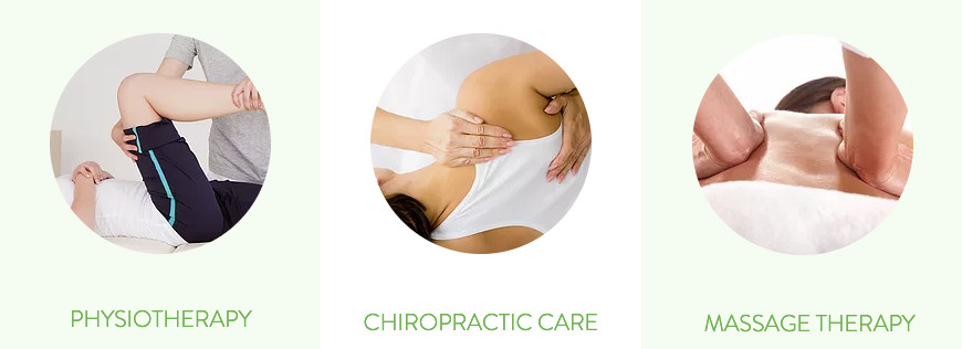 physiotherapy chiropractic massage therapy