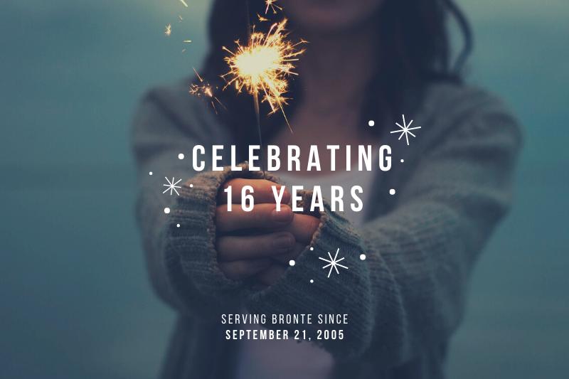 16 year anniversary