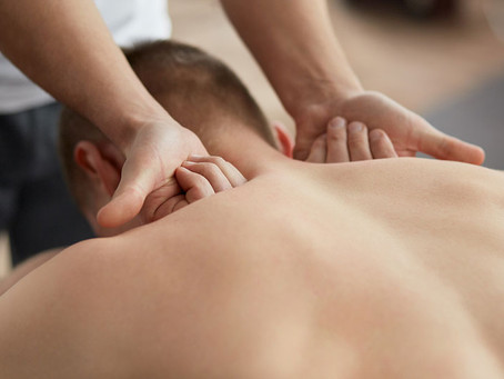 Stressed? Time to Get a Massage!