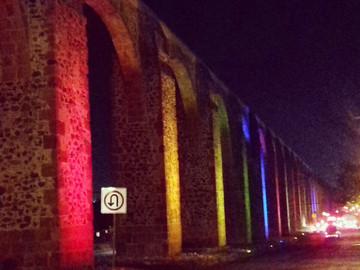 Primera Marcha del Orgullo LGBTTTI en Santiago de Querétaro