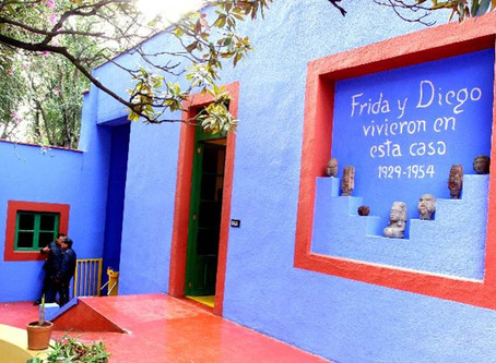 La Casa Azul - Veintidiez