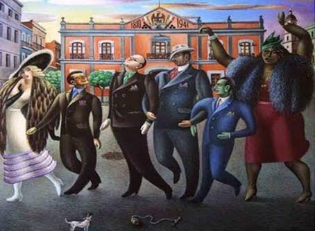 Los Contemporáneos - El Arte del Arcoiris