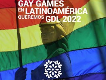 Comitiva peleará la cede de GDL para los Gay Games 2022