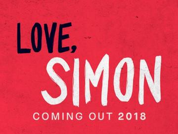 """Ya llego el avance de la película Gay-Teen """"Love, Simon"""""""