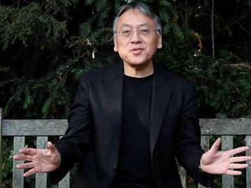 Ishiguro Nobel 2017