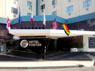 Hoteles al máximo en la CDMX por marcha de la comunidad LGBTTTI