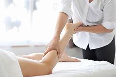 Massage benen