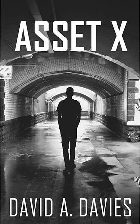 Black and White Thriller eBook thumbnail