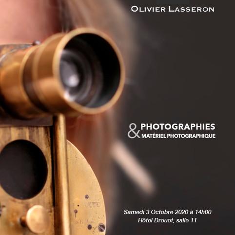 Vente du Samedi 3 Octobre 2020 à Drouot Paris - Auction on Saturday October 3, 2020, Drouot Paris