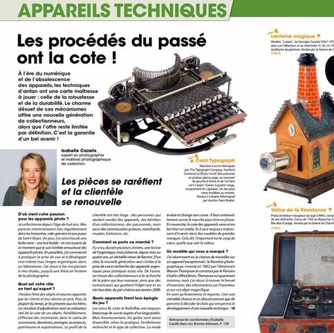 Dans le nouvel Hors Série du Magazine « Antiquités Brocante » du 10 février 2021