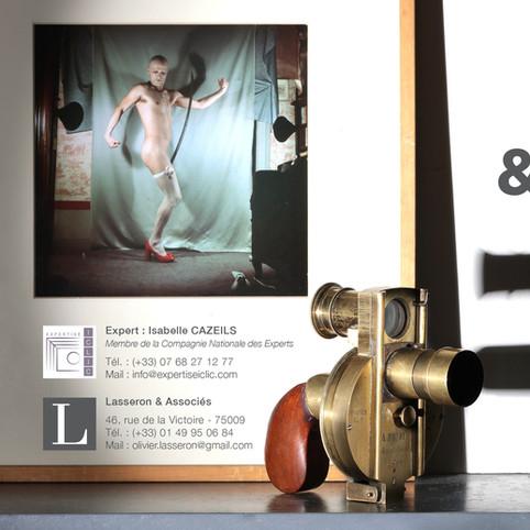 Vente de Photographies et de Matériel Photographique - Samedi 3 Octobre 2020 - Isabelle Cazeils Expert