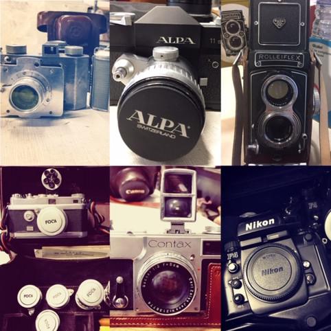 Vente Appareils Photographiques, Matériel Photographique et Cinématographique. Samedi 12 Décembre 2020.