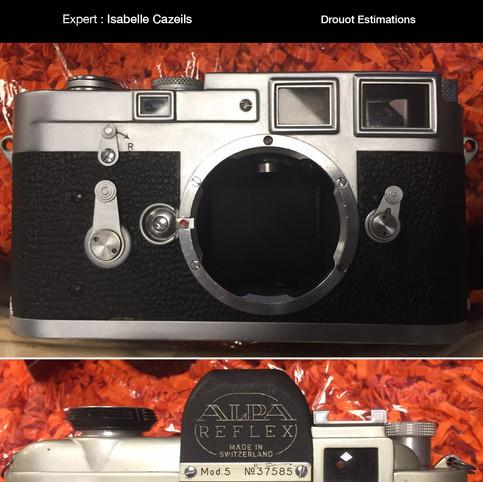 Vente Appareils Photographiques, le Vendredi 13 Mars à 14h, Hôtel des Ventes Drouot Paris