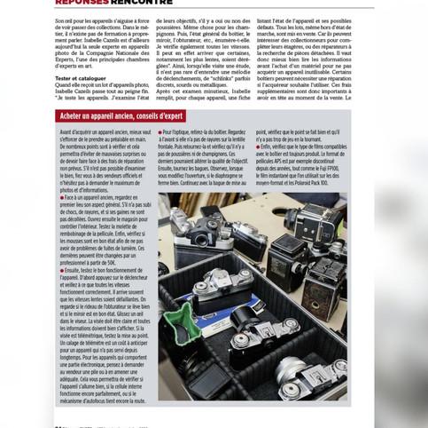 """Magazine """"Réponses Photo"""", n°334, Septembre/Octobre 2020"""