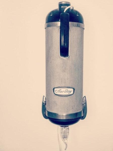 Dispenser Wall Lamp