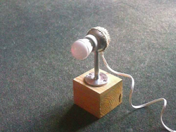 Pallet Table Lamp 37