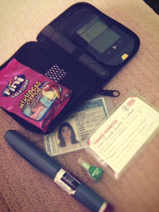 A insegurança diabética