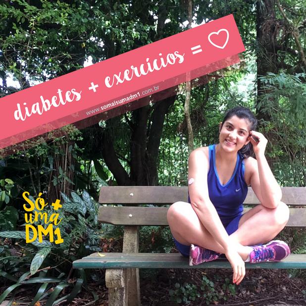 Diabetes + Exercícios = ♥