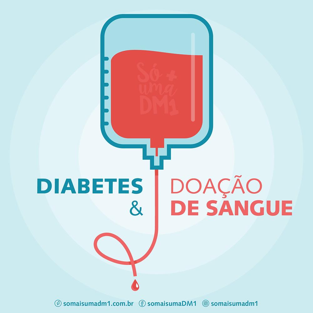 Diabetes doação de sangue