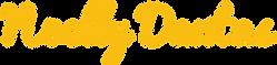 Logotipo Noelly Dantas amarelo.png