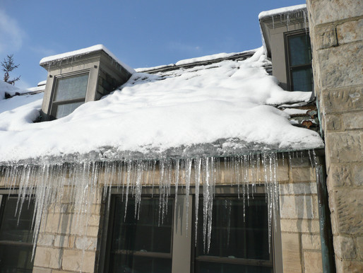 Preventing and Dealing With Ice Dams