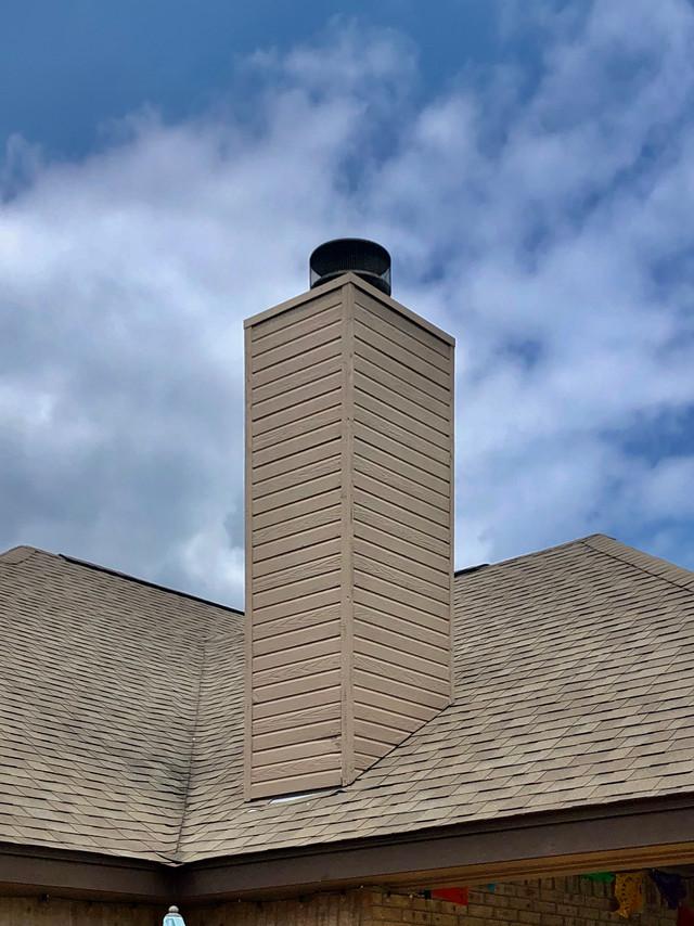 Chimney Leak