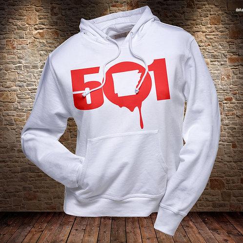 Area Code Hoodie/Sweatshirt