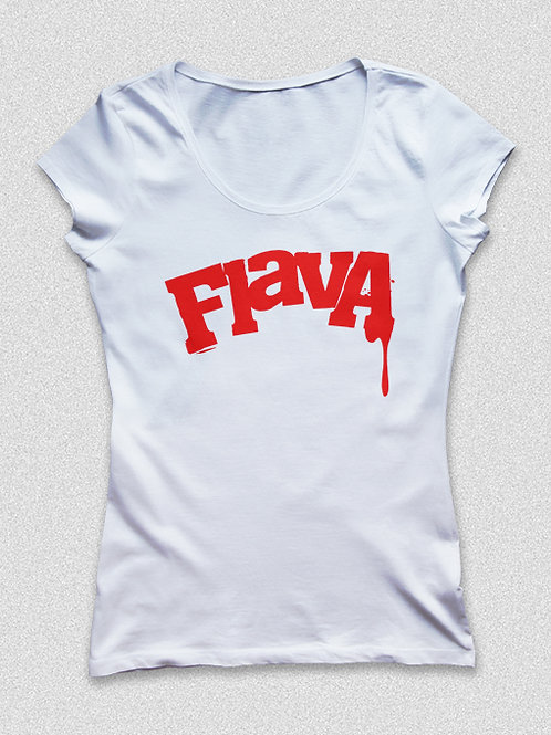 Flava Female Fitted Tee