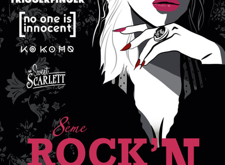 Rock'n Festival à Chauny