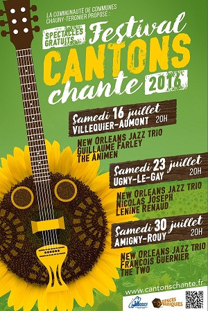 Festival Cantons Chante 2016