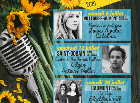 Festival Cantons... Chante 2019
