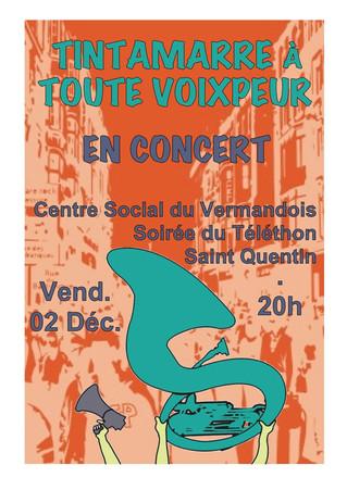 Tintamarre & Postillons en Concert