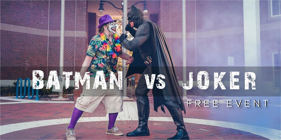 BATMAN vs JOKER | LIVE Production for SPECTACLE