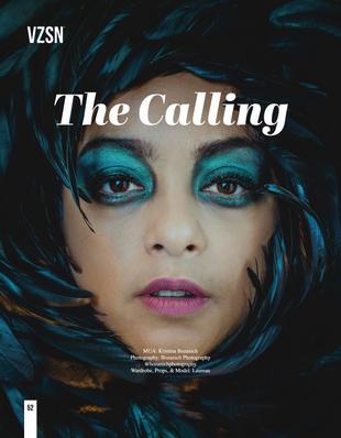 VZSN Magazine _ ISSUE 6 _ October 2020 (