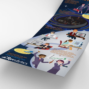 Trade Shows & Infographics REVULYTICS & ViLABS