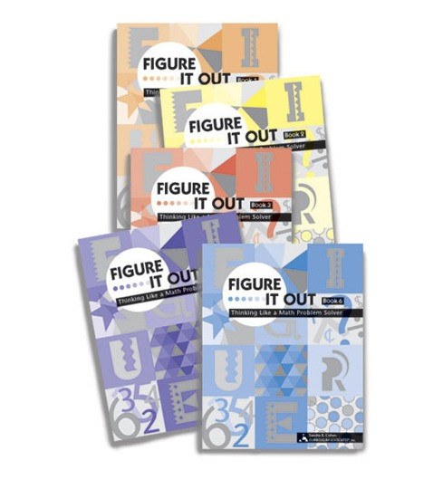 Figure It Out math book series