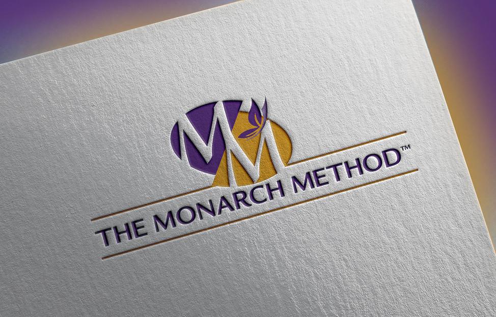 The Monarch Method logo