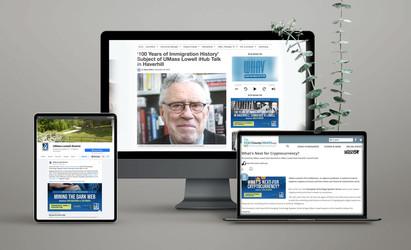 Haverhill iHub Digital Advertisements