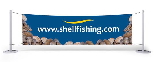 KB White Shellfishing banner