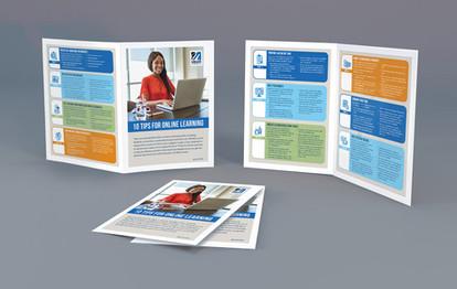 10 Tips for Online Learning Brochure