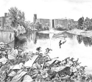River Reflections in Nashua, NH