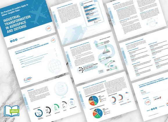 Industrial Transformation in A & D - eBook - LNS