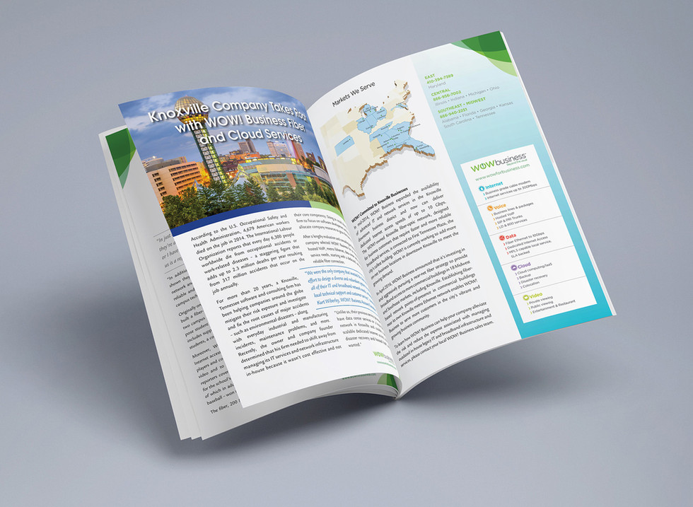 Knoxville WOW Business Case Study