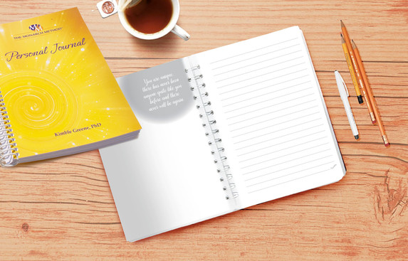The Monarch Method Personal Journal