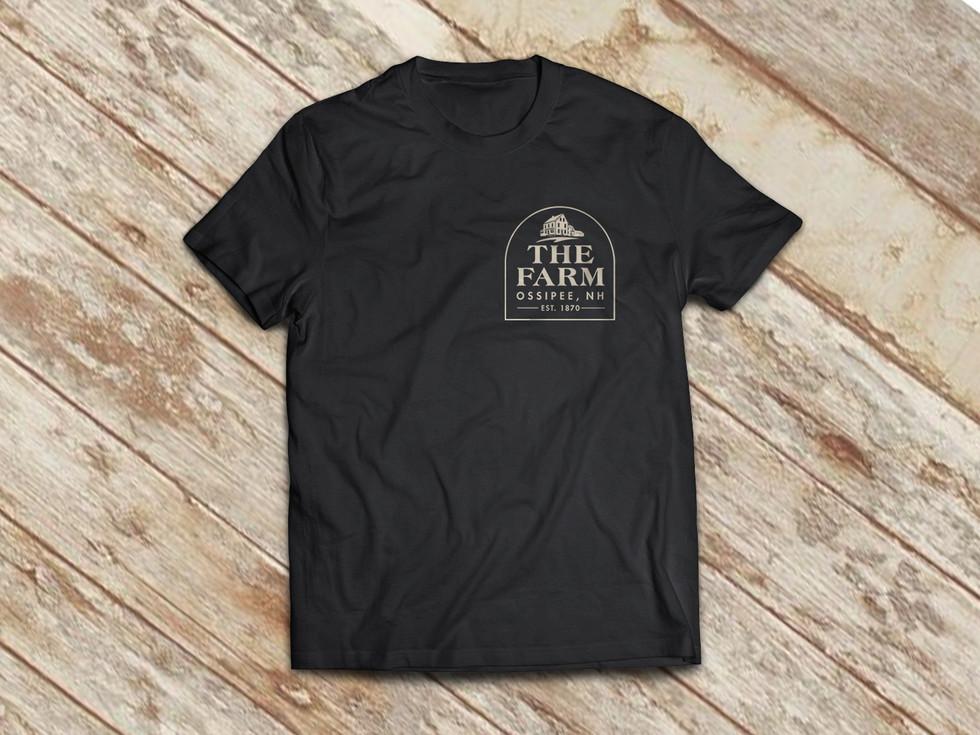 The Farm T-Shirt (front)