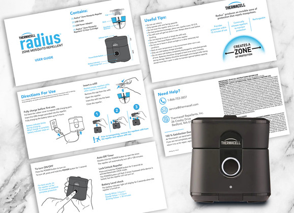 Radius Brochure and LZ1 Radius