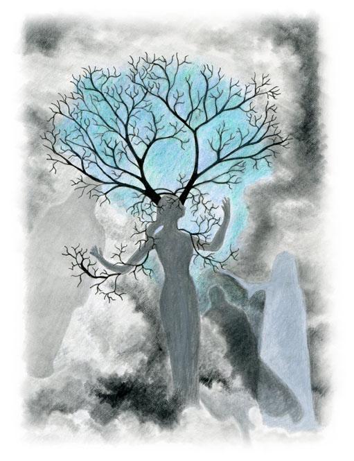 Hildegard's Tree Vision