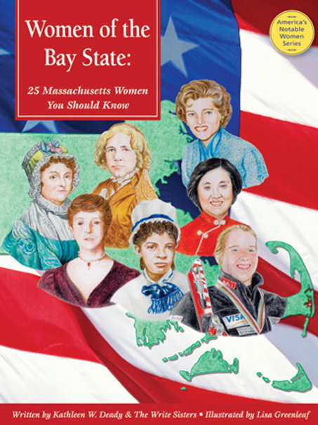 Women of the Bay State