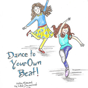 Dance Your Own Beat illustration
