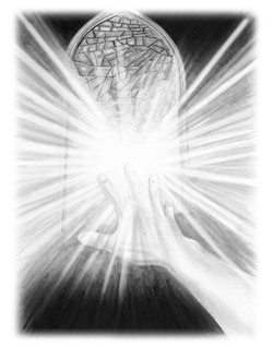 Hildegard's Hand of God Vision